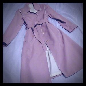 Woman's trench coat